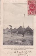 Guinée Diakolidougou Près Beyla La Tête De Diali Amara, Griot Et Conseiller De Samory....Décapitation Exécution Massacre - French Guinea