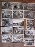 Lot De 32 Cartes Postales Des Charbonnages De Monceau-Fontaine à Monceau-sur-Sambre - Voir 10 Scans - Bergbau