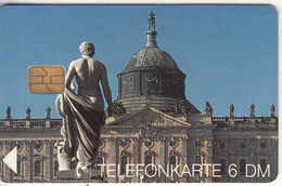 GERMANY - Wappen Der BRD/Potsdam(Neues Palais)(O 339), Tirage 2000, 03/95, Mint - Germania