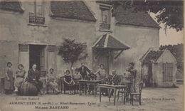 Armentières-en-Brie : Hôtel-Restaurant , Tabac - Maison BASTARD - France