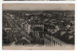 SAINT MAUR * CRETEIL * VAL DE MARNE * PANORAMA * E.L.D. * Carte N° 19 * Pub LA MARINIERE Chicorée NUTLY & HANOTTE - Creteil