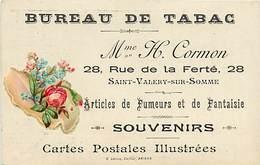 80 SAINT VALERY SUR SOMME - BUREAU DE TABAC - Saint Valery Sur Somme