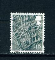 NORTHERN IRELAND  -  2003 Linen Pattern White Border £1.35 Used As Scan - Noord-Ierland