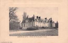 GAMBAIS - CHATEAU DE NEUVILLE 1913 //ak1012 - France