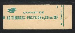 Carnet Daté Marianne De Chéffer - Markenheftchen