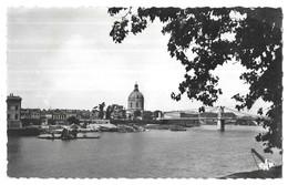 Toulouse Rare Paysage Le Long De La Gaaronne - Toulouse