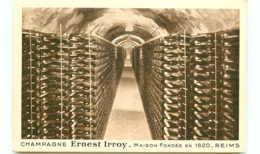 51* REIMS   Champagne Ernest Irroy - Reims