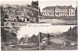 Differdange - & Soccer, Stadium - Differdingen