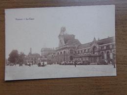 Namur, La Gare (trams) -> Onbeschreven - Namur