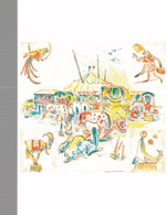 CIRQUE - ILLUSTRATION DE YVONNE JEAN HAFFEN - Circus