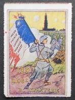 France, WWI Military Vignette, Delandre, 129th Infantry Regiment - Sin Clasificación