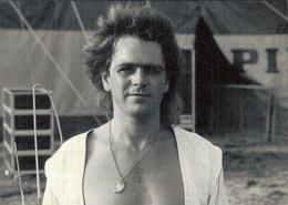 CIRQUE PINDER JEAN RICHARD 1989 / GARY AMBROSE - DRESSEUR - Cirque