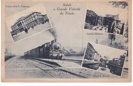 ITALIE(TRIESTE) GARE(TRAIN) - Trieste