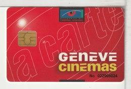 CINECARTE - CARTE CINEMA - CINE CARTE - France