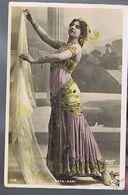 Mata-Hari - Edition Sip - N° 5116 - Photo Walery- Colorisé- PAS UNE REPRODUCTION !! - Tanz