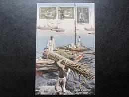AK MADEIRA Sugar Cane Ca.1920 //  D*43704 - Madeira