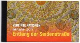 ONU Nations Unies - Vereinte Nationen - Vienne Vienna 2017 - United Nations - Booklet Carnet 964 à 969 - Neuf ** MNH - UNO