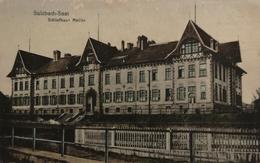Sulzbach - Saar // Schlafhaus Mellin 1918 Selten - Germany