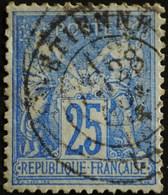 -Sage N°78  Type Ll.(CAD) O.ST ETIENNE - 1876-1898 Sage (Type II)
