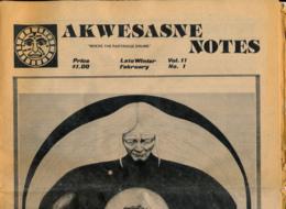 AKWESASNE NOTES (Winter 1979), Volume 11, Numéro 1, Newspaper Indian, Journal Indien, Mohwak, Ontario, New-York, 36 Page - Histoire