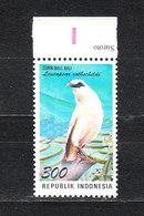Indonesia - 1996.  Storno Bianco. White Sparrow Bird. MNH - Moineaux