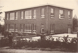 """Langdorp /  Zusters Der Christelijke Scholen / Technische School """" St Godelieve """" - Aarschot"""