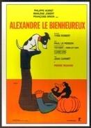 Carte Postale : Alexandre Le Bienheureux (cinéma Affiche Film) Illustration Savignac - Savignac