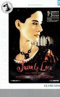 CINEMA DVD - ESP-ITA-PORT 1993 - JUANA LA LOCA - PILAR LOPEZ DE AYALA-DANIELE LIOTTI-DIR VICENTE ARANDA -MERCURY -TRIBA - History