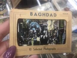 Set Bagdad Irak Photo Peinte 1950 Pièces - Iraq