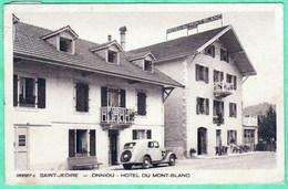 26627 - SAINT JEOIRE - ONNIOU - HOTEL DU MONT BLANC - Saint-Jeoire