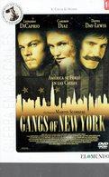CINEMA DVD - USA 2002 - GANGS OF NEW YORK - L.DI CAPRIO-CAMERON DIAZ - DANIEL DAY-LEWIS -DIR.MARTIN SCORCESE INITIAL.P.P - History
