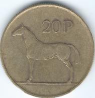 Ireland / Eire - 1988 - 20 Pence - KM25 - Irlanda