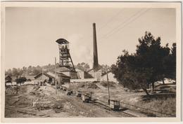France, Installations Minières, Puits De Mine (non Situés) - Berufe