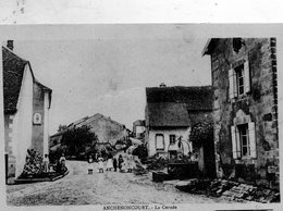 Anchenoncourt -   La  Cornée. - France