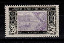 Cote D'Ivoire - YV 53 N* Lagune Cote 5,40 Euros - Nuevos