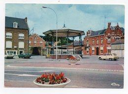 """Solesmes """"la Place Du Maréchal Foch"""" - Solesmes"""