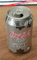 Canette, Cannette, Cans - Boîte Coca-cola Light By Jean Paul Gaultier, Modèle Night- Vide 31 JAN 2013 - Latas