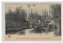 10 ROMILLY SUR SEINE UN COIN DE SEINE LES VANNOTTES - Romilly-sur-Seine