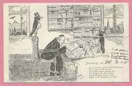 67 - STRASSBURG - STRASBOURG - Carte Illustrée - Institut Du Dr. Joseph CRON - Rue De L' Arc En Ciel - Strasbourg