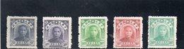 CHINE DU NORD EST 1946-7 SANS GOMME - North-Eastern 1946-48