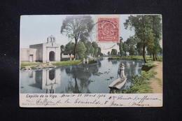 MEXIQUE - Carte Postale - Capilla De La Viga - L 57984 - Mexiko