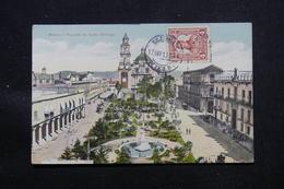 MEXIQUE - Carte Postale - Mexico - Plazuela De Santo Domingo - L 57986 - Mexiko
