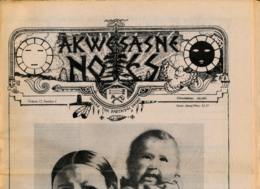 AKWESASNE NOTES (August 1980) Volume 12, Numéro 3, Newspaper Indian, Journal Indien, Mohwak, Ontario, New-York, 36 Pages - Histoire