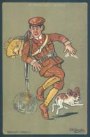 Chasse Chasseur Hunt Hunter Illustrateur Ch. Beauvais - Chasse