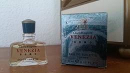 ACHAT IMMEDIAT;;;; MINIATURE VENEZIA UOMO DE LAURA BIAGIOTTI 5 ML EAU DE TOILETTE FOR MEN - Miniatures Men's Fragrances (in Box)