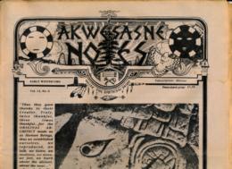 AKWESASNE NOTES (Winter 1982) Volume 14, Numéro 6, Newspaper Indian, Journal Indien, Mohwak, Ontario, New-York, 36 Pages - Histoire