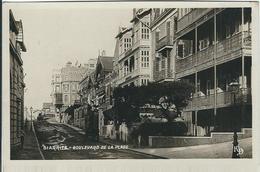 Pyrénées Atlantiques : Biarritz, Boulevard De La Plage - Biarritz