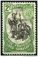 Cote Des Somalis (1903) N 65 * (charniere) - Ongebruikt