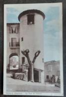 Carte Postal Timbrée - Védène  -  Tour Du Château - France