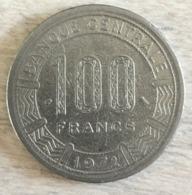 CAMEROUN - 100 Francs - 1972 - Kamerun